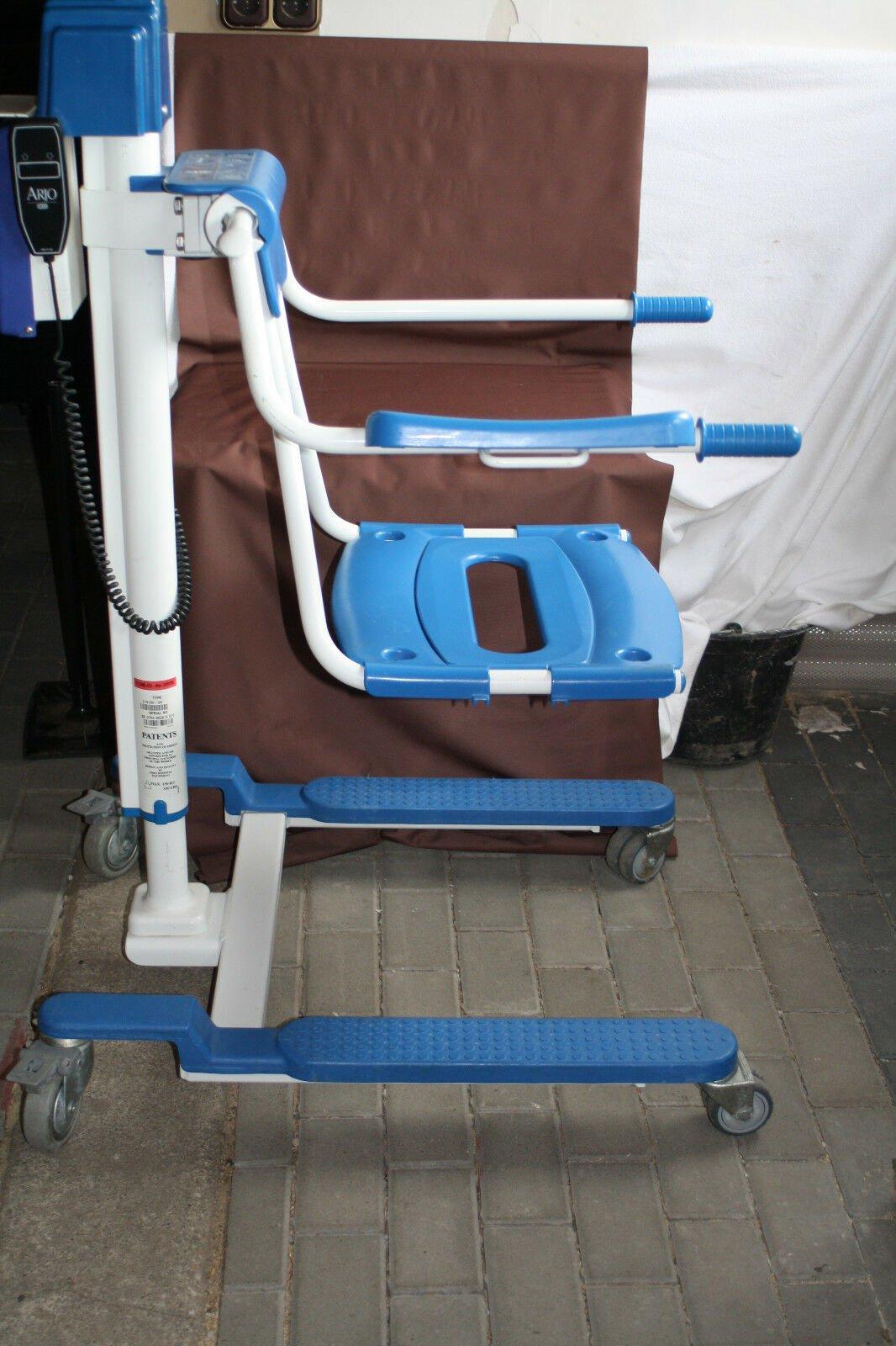 Arjo 219100-04 Duschlift Badewannenlift Patientenlift max. 150 Kg