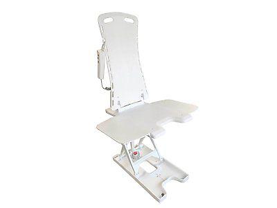 Badewannenlift -für tiefe Wannen! - Drive Medical - Bellavita  2G, ohne Bezug