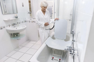 Badewannenlifter, Invacare, Orca