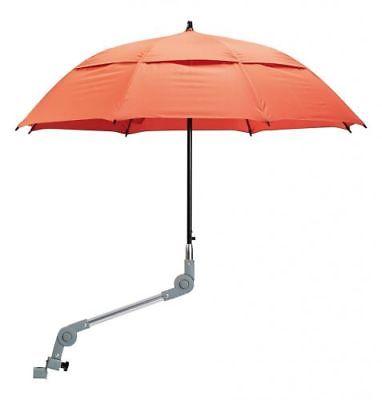Dietz Rollatorschirm rot Regenschirm für Rollator ORIGINAL NEUWARE