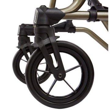 Dietz Taima M-GT Leichtgewichtrollator Rollator, faltbar, Gewicht nur 5,5 kg NE